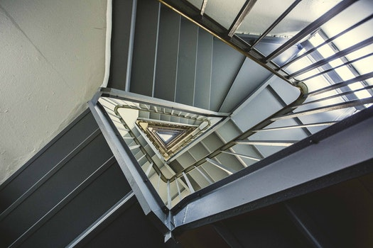 Free stock photo of stairs, building, architecture, design