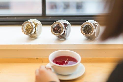 Základová fotografie zdarma na téma bylinky, čaj, dřevěný, dřevo