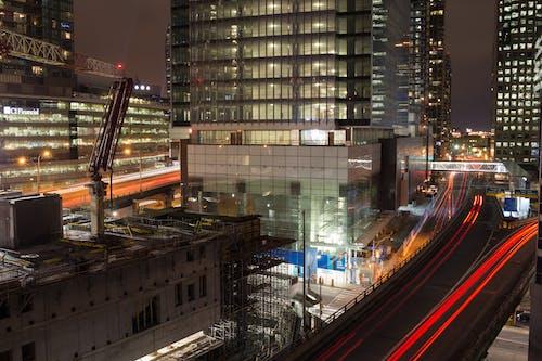 Fotos de stock gratuitas de arquitectura, autopista, cámara rápida, carretera