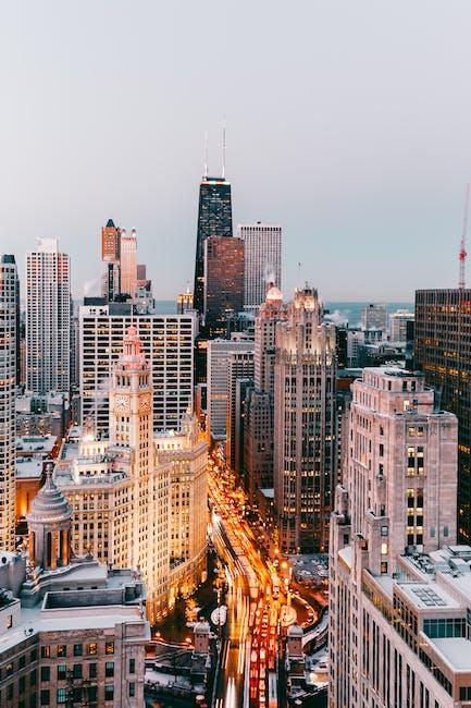 New free stock photo of city, traffic, skyline
