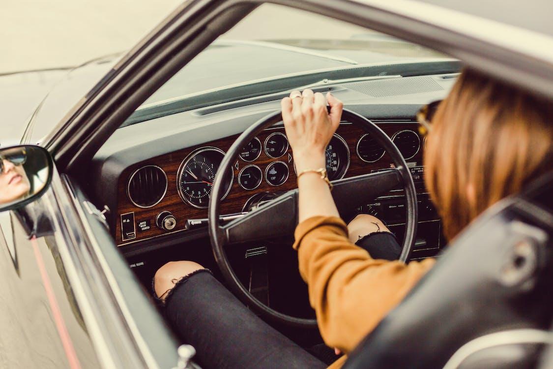 asiento, auto, automóvil