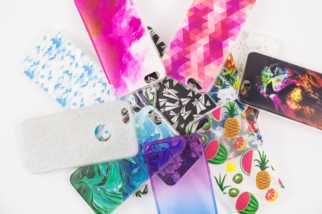 Assorted Color Smartphone Cases