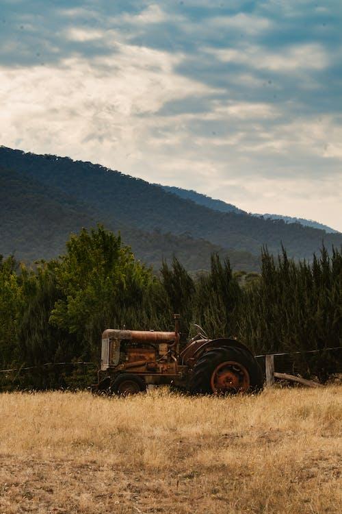 contractor, countryside, farm