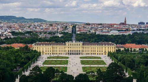 Δωρεάν στοκ φωτογραφιών με schã¶nbrunn παλάτι, wien, αρχιτεκτονική, Αυστρία