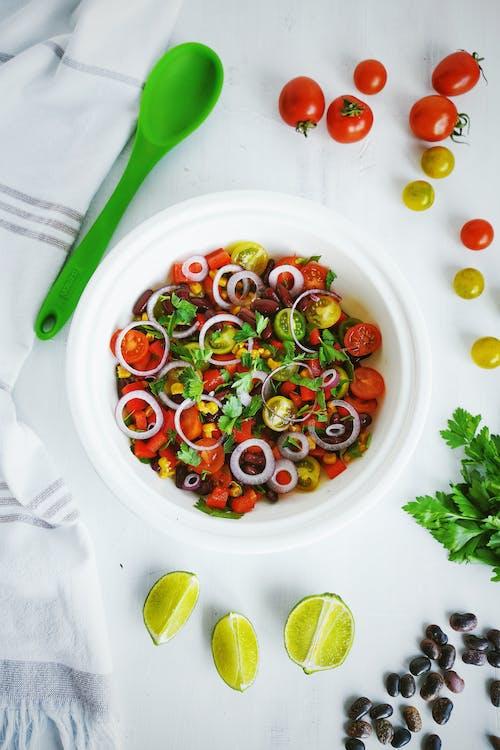Бесплатное стоковое фото с Азиатская кухня, базилик, блюдо, вкусный