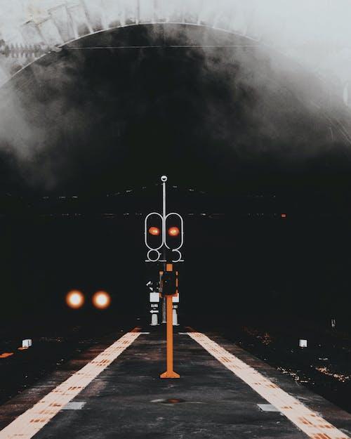 가벼운, 거리, 고속도로, 교차로의 무료 스톡 사진