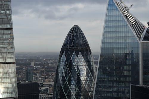 Free stock photo of buildings, city, london