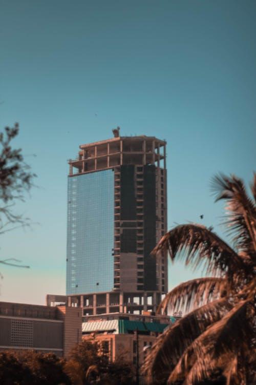 Free stock photo of bluesky, building, city