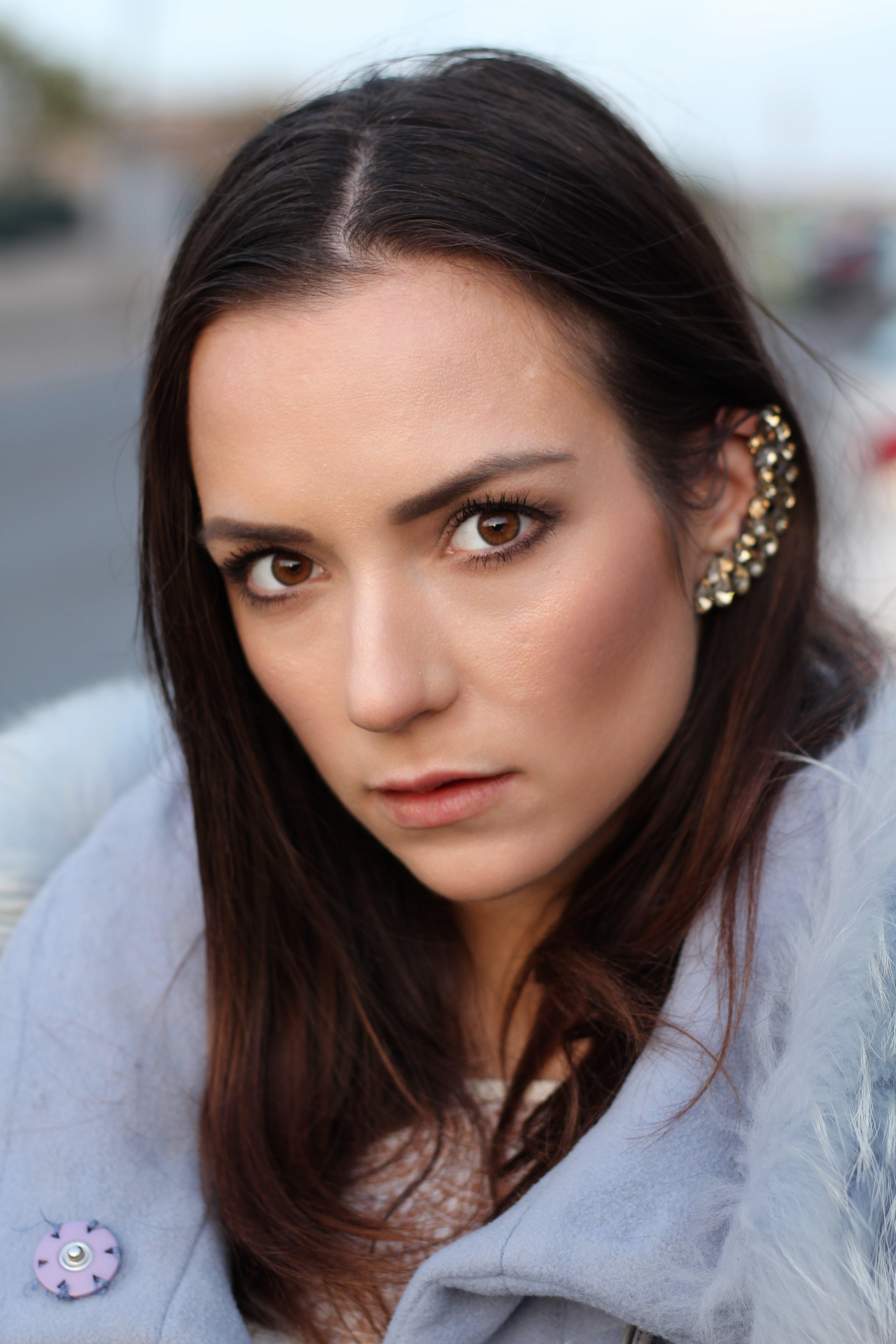 Free stock photo of business woman, earcuff, fashion, fashion blogger
