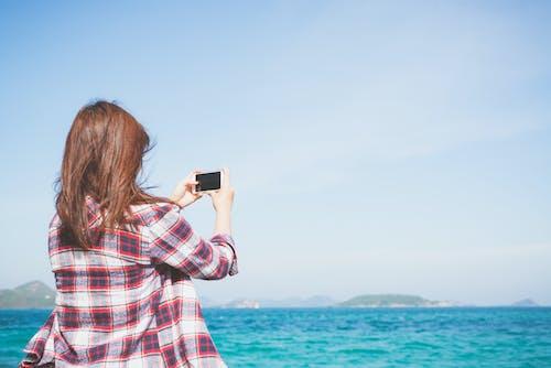 คลังภาพถ่ายฟรี ของ การถ่ายภาพ, คน, คลื่น, งดงาม
