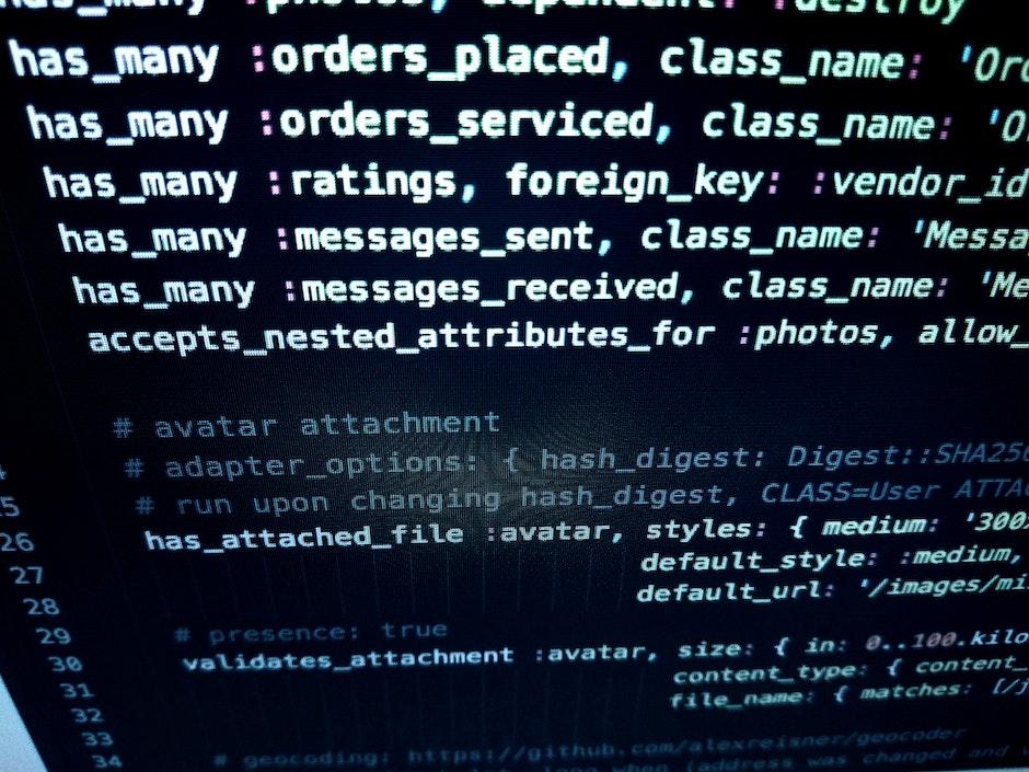 close-up, code, coding