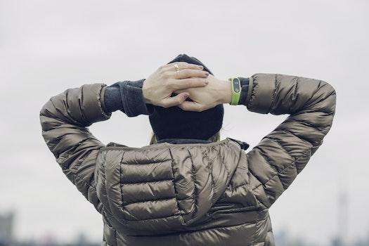 Free stock photo of fashion, person, woman, winter