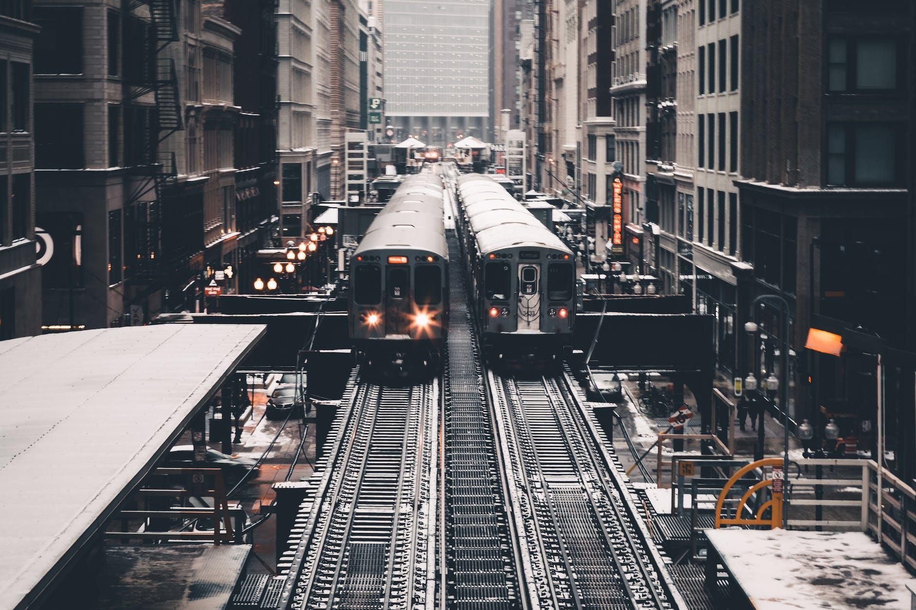 Comment se passe la maintenance des trains ?