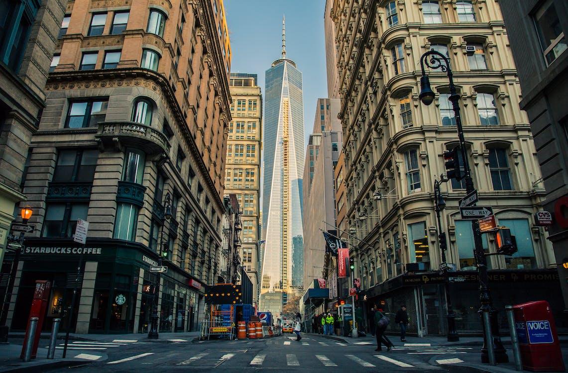 1 WTC, 世界貿易中心, 城市