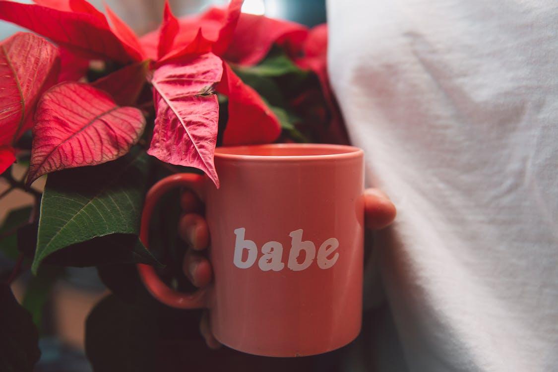 Customised Red Mug