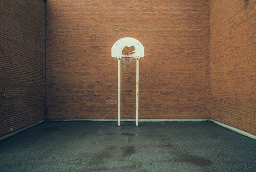 Kostnadsfri bild av basketring, tegelväggar, väggar