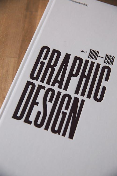 Gratis lagerfoto af år, bog, close-up, grafisk design