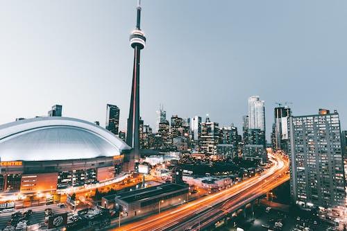 CNタワー, カナダ, シティの無料の写真素材