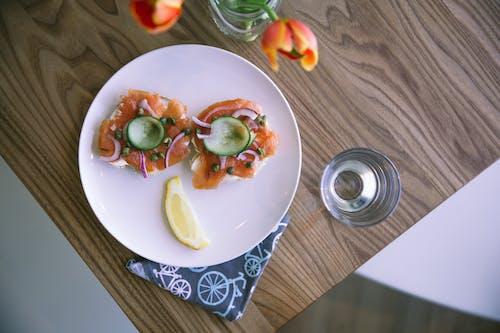Foto d'estoc gratuïta de àpat, aperitiu, carn, cuina