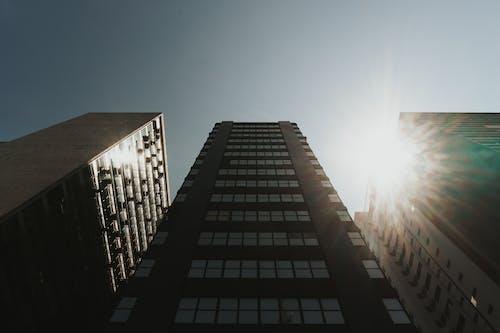 Fotos de stock gratuitas de arquitectura, arquitectura. ciudad, Bloque de pisos, Brasil