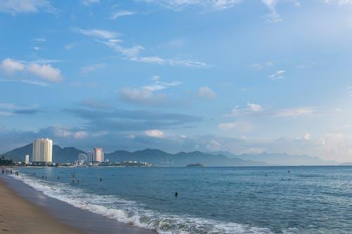 deniz, okyanus suyu, sahiller, seyahat içeren Ücretsiz stok fotoğraf