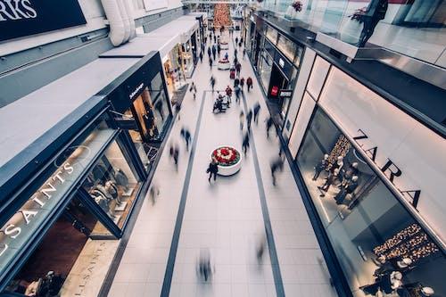 Fotos de stock gratuitas de cámara rápida, Centro comercial, comercio, comprando