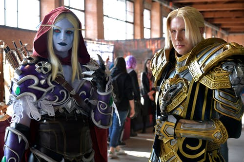 Free stock photo of comix fair, cosplay, costume, fantasy