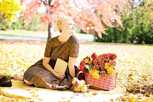Foto d'estoc gratuïta de dona, dona jove, lectura, nena