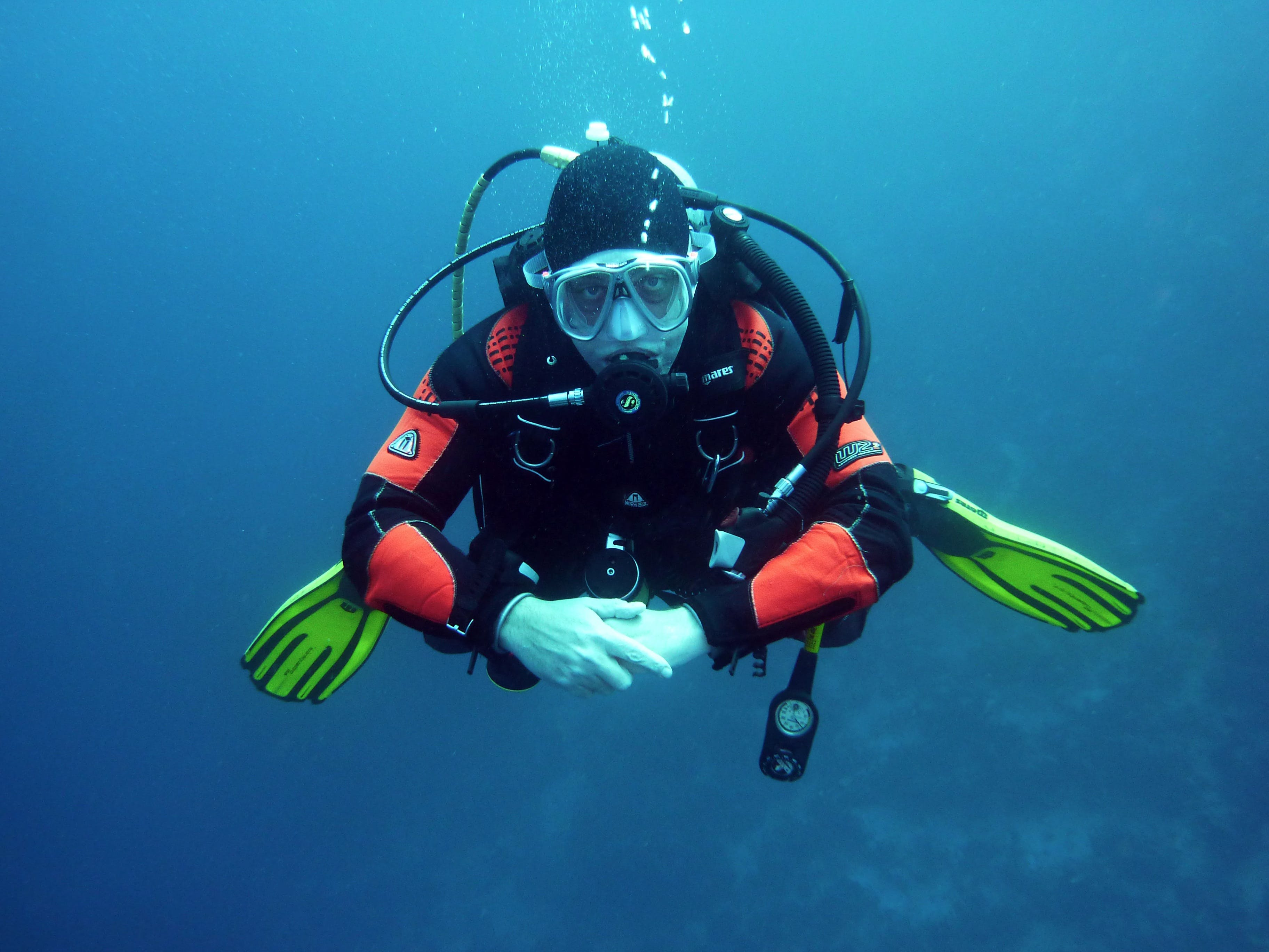 6 Facts About Scuba Everyone Thinks Are True