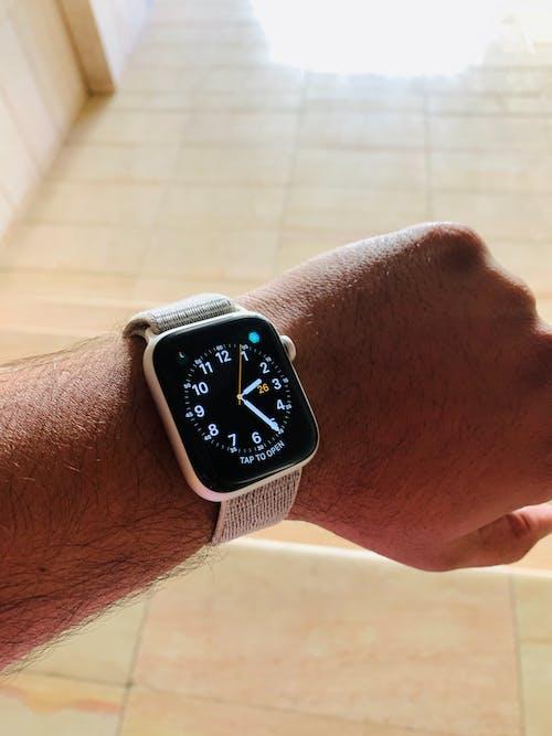 Immagine gratuita di apple watch, digitale, tempo