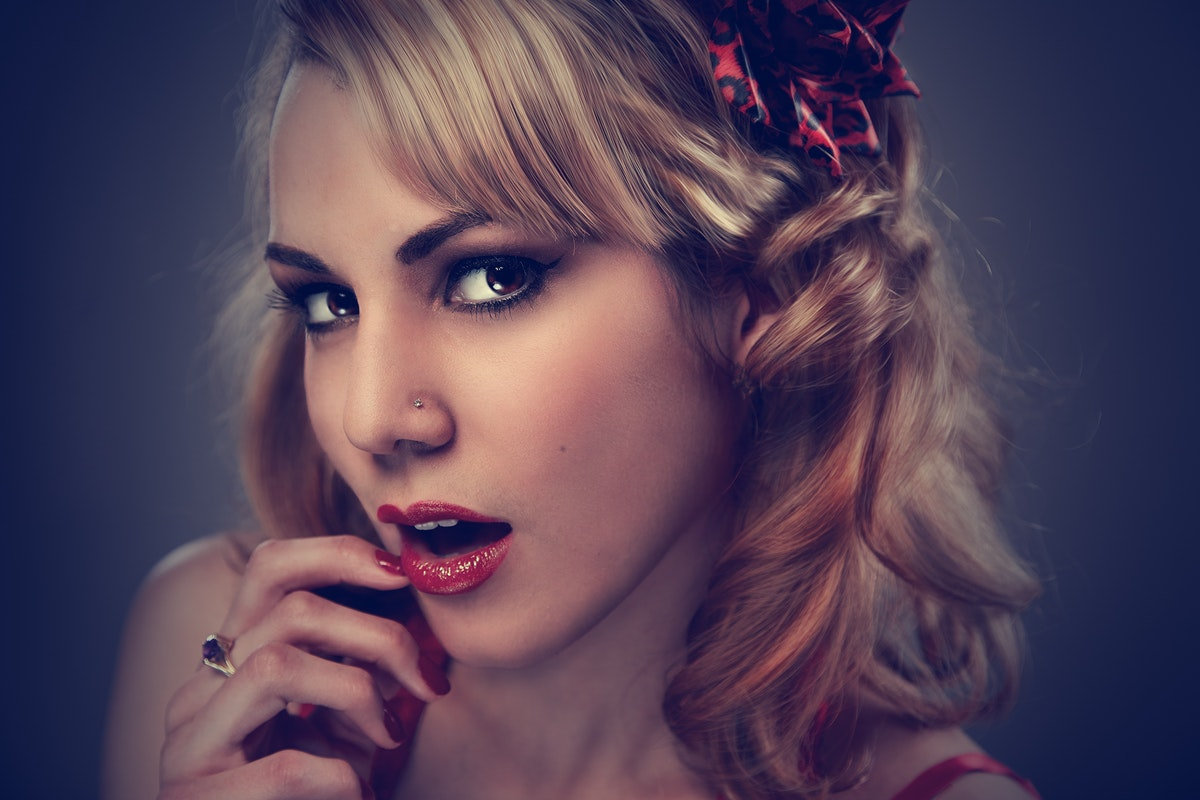 Free Stock Photo Of Beauty Blonde Eyes