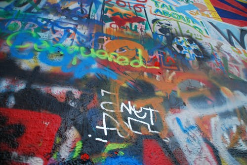 Free stock photo of czech republic, europe, graffitti, John Lennon