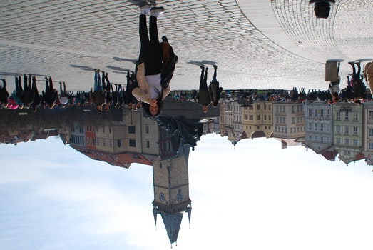 Free stock photo of woman, hipster, czech republic, prague