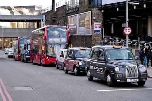 Free stock photo of bus, london, london bridge