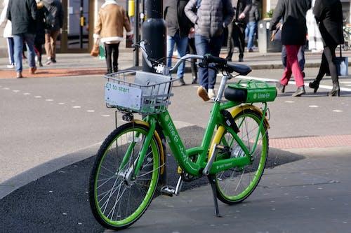 Free stock photo of electric bike, london