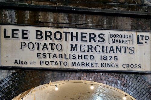 Free stock photo of london, market