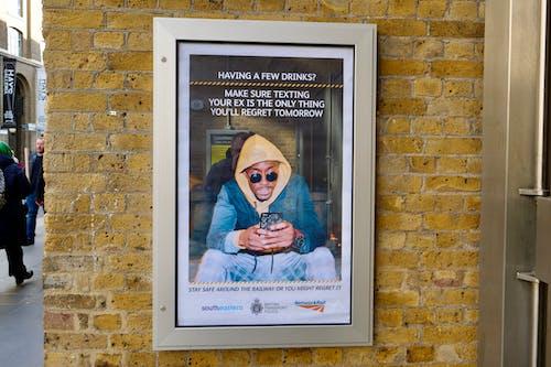 Free stock photo of drunk, london bridge, poster