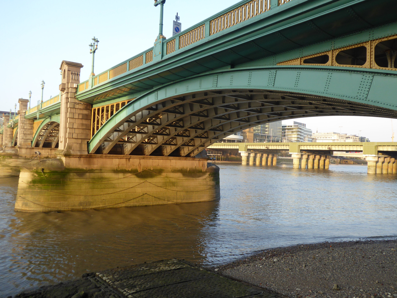 Free stock photo of london, arch bridge