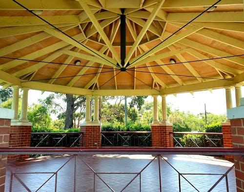 Foto d'estoc gratuïta de arquitectònic, enquadrament, estructura construïda, rotunda