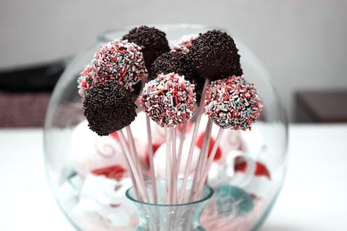 Kostenloses Stock Foto zu cake pops, feier, kakao, köstlich