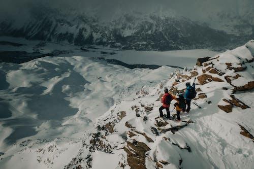 Immagine gratuita di al limite, alpi svizzere, alpinismo, altitudine