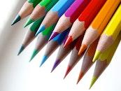 art, pens, school