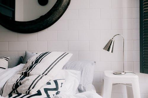Immagine gratuita di accogliente, appartamento, appartamento minimalsit, camera