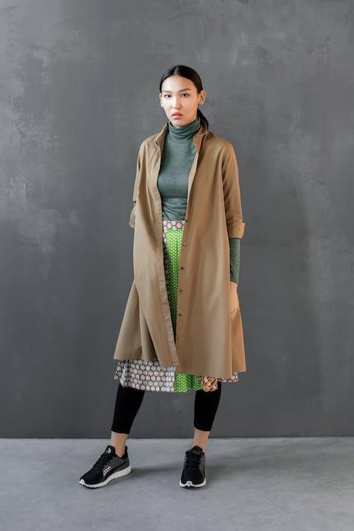 Kostenloses Stock Foto zu canvacustombrief, dame, ernst, fashion