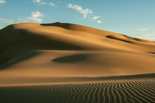 Foto stok gratis alam, bukit, bukit pasir, gersang