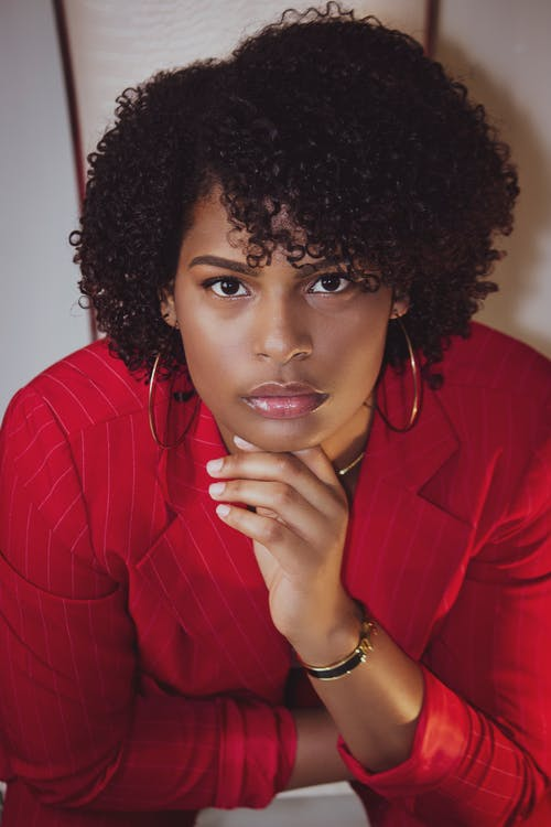 Základová fotografie zdarma na téma afričanka, afroameričanka, brunetka, černoška