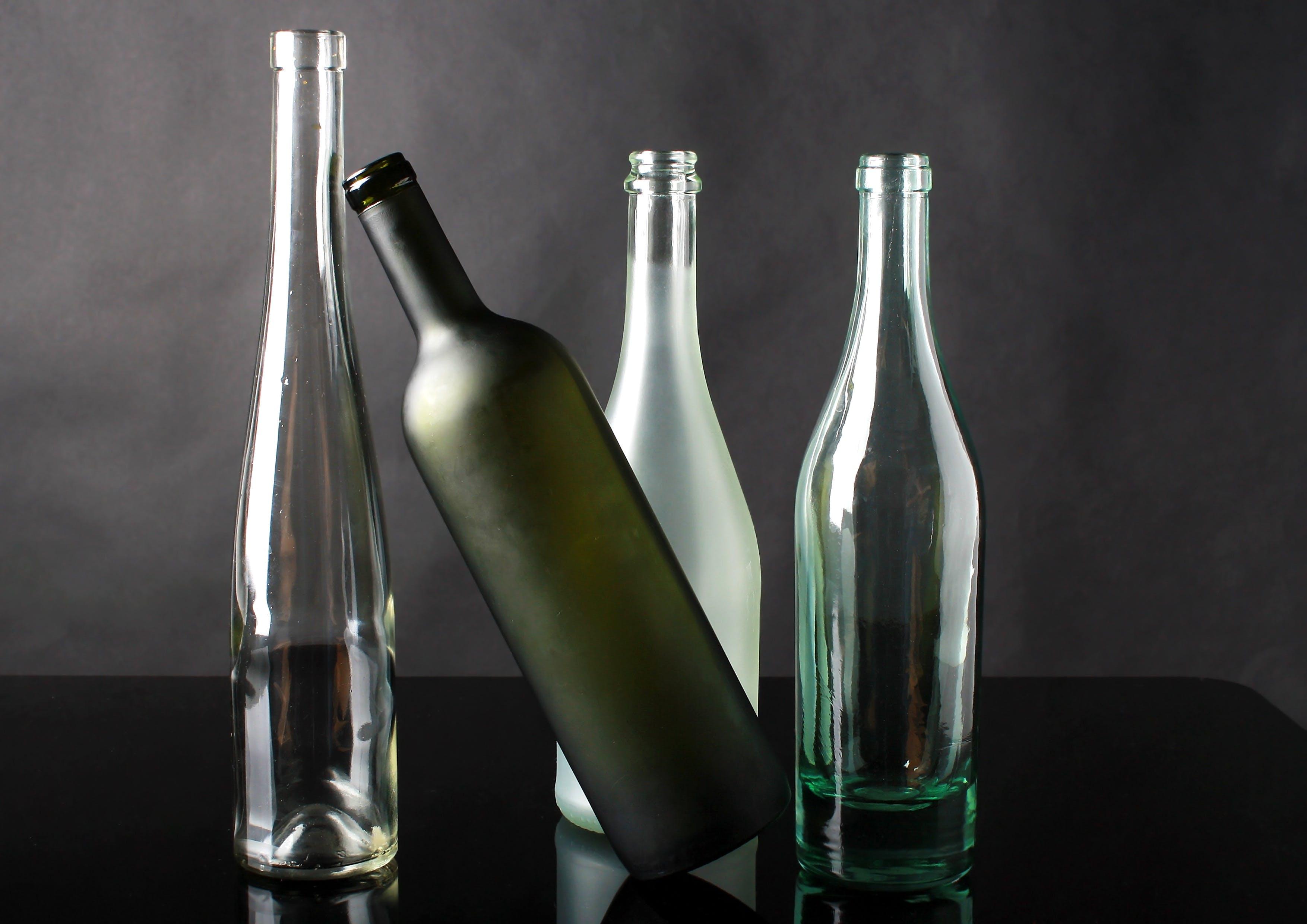 Clear Wine Glasses Photo