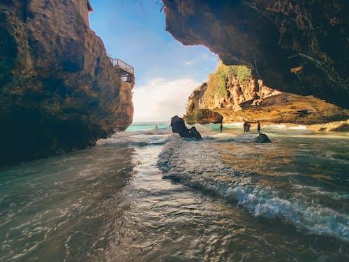 Fotos de stock gratuitas de #bali #playa #azulazul #azulagua #mar #indonesia
