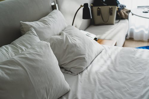 Free stock photo of bed, bedding, hotel, hotel room