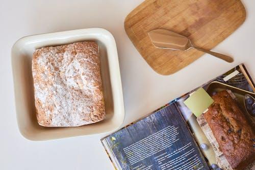 Bread On A Tray